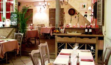 Restaurant Cuisine Du Terroir A Sarlat La Caneda Le Bistrot